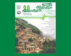 یازدهمین سمینار دوسالانه الکتروشیمی ایران برگزار گردید