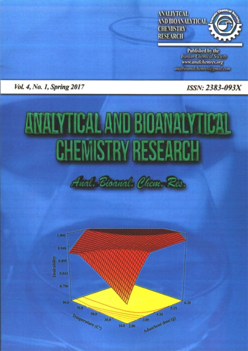 Analytical and Bioanalytical Chemistry Research