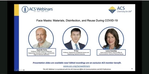 Face Masks: Materials, Disinfection, and Reuse During COVID-19